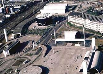Memorial da América Latina: prédio fica ao lado da estação Palmeiras-Barra Funda