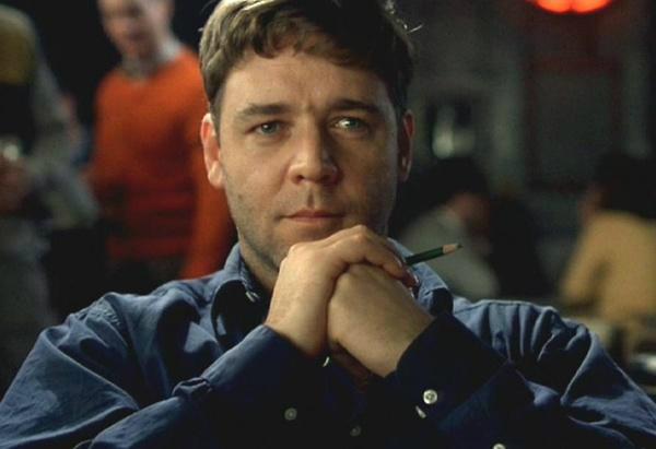 Uma Mente Brilhante (2001): merecia outro Oscar no papel do matemático esquizofrênico