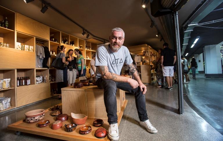 Atala: estreia de box com produtos da Amazônia e da Mata Atlântica (Fotos: Paulo Vitale)