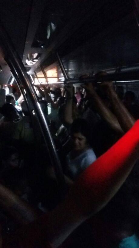 Metrô Apagão