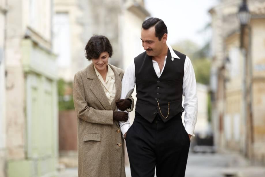 Therese D.: Audrey Tautou interpreta uma mulher acusada de tentar envenar o marido