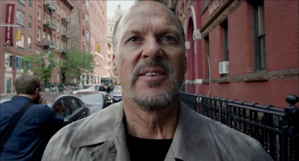 Michael Keaton é o protagonista de Birdman