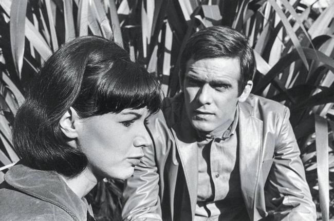 Miriam Mehler e Francisco Cuoco na novela _Redenção_, da TV Excelsior