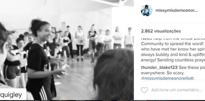 Missy post Shirlene