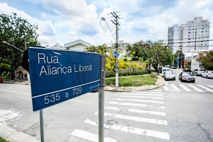 Rua Aliança Liberal
