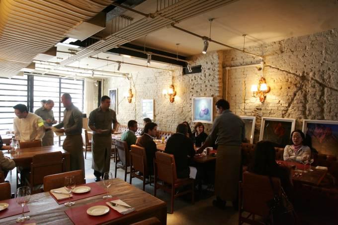 Restaurante Miya //