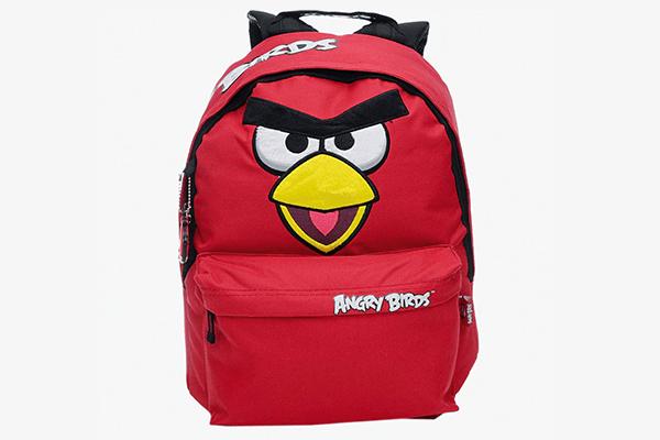 mochila angry birds