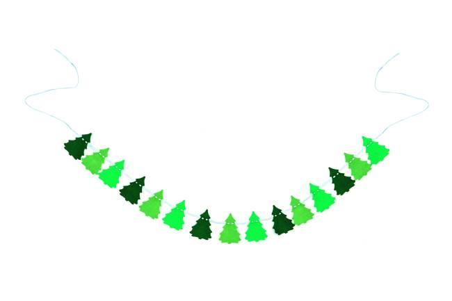 Varalzinho de pinheiros de 1,4 metro de comprimento