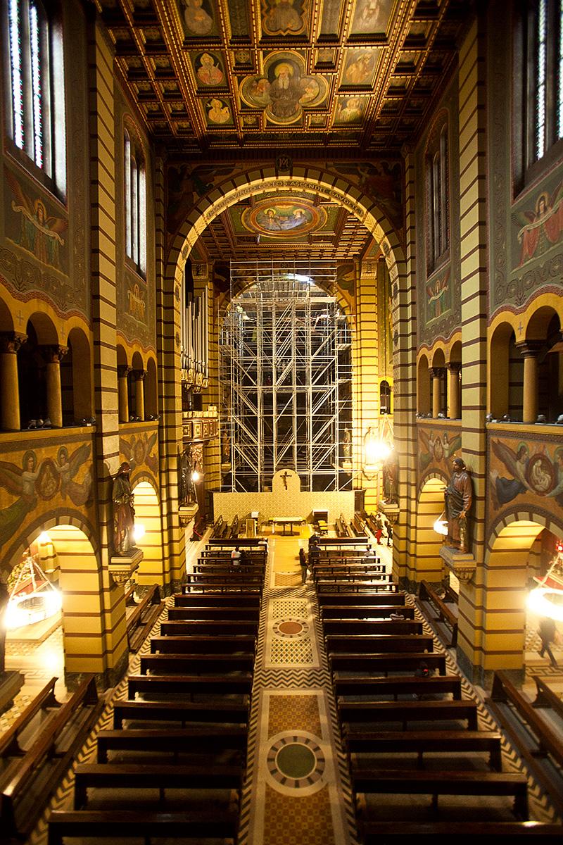 Mosteiro de São Bento Basilica
