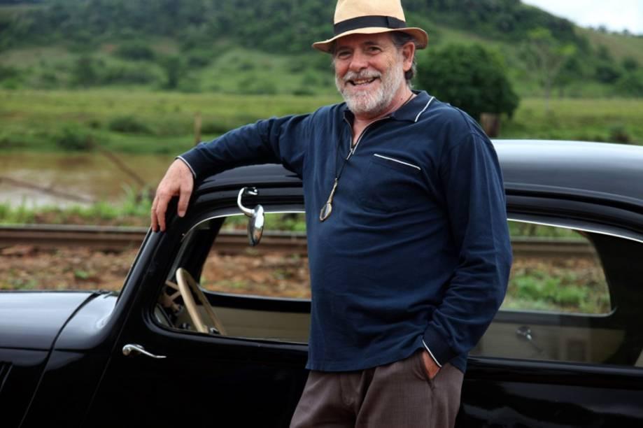 O Portuga: José de Abreu vive o melhor amigo do garoto Zezé em Meu Pé de Laranja Lima