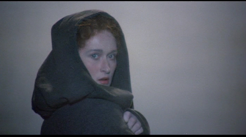 1982 - A misteriosa personagem de A Mulher do Tenente Francês