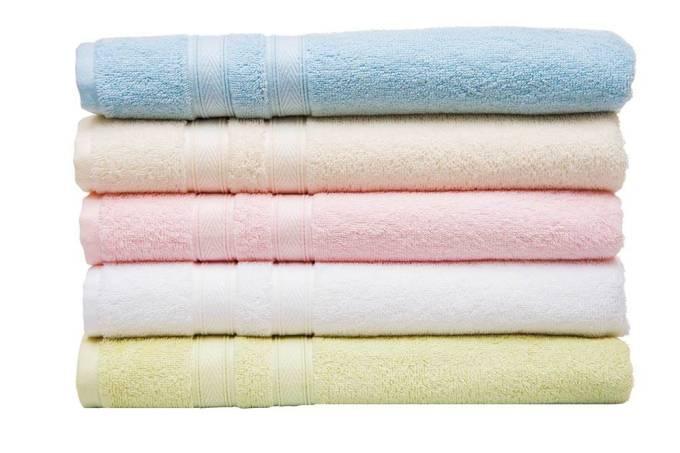 Mundo do Enxoval, toalhas