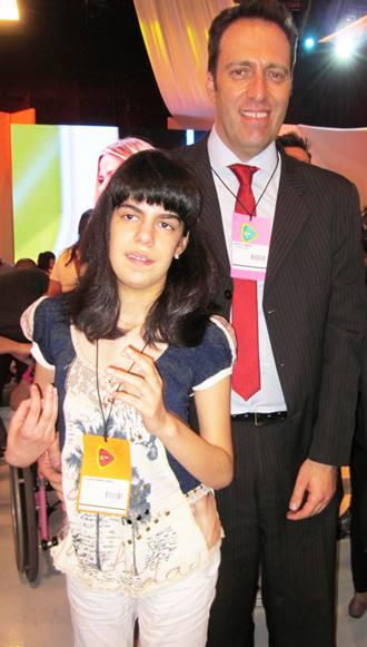 Luana Abravanel e Murilo Abbas: caso ocorrido em Atibaia (Foto: Reprodução/Facebook)