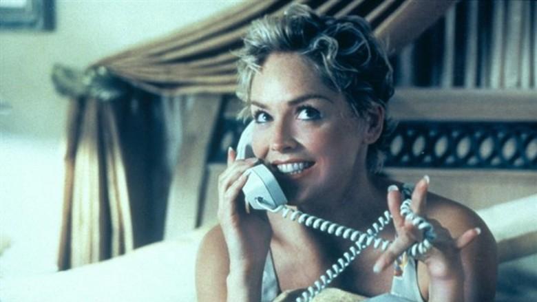 1999 - Posando de bonita na comédia A Musa