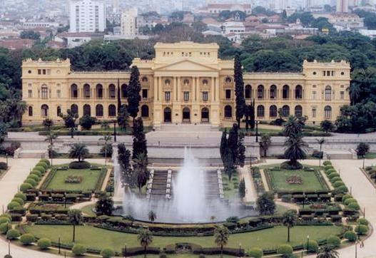 Museu Paulista da USP, no bairro do Ipiranga