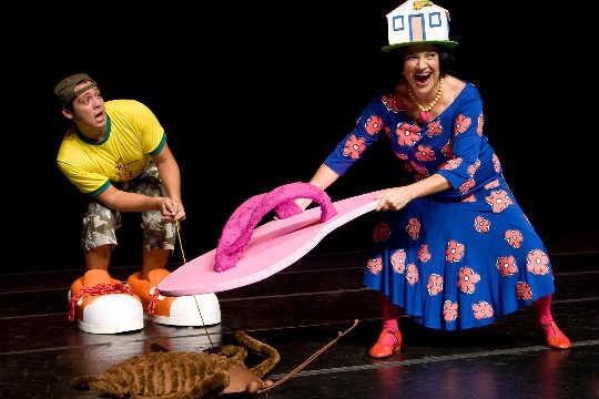 Show lúdico tem a participação do Coral Infantil do Sesc Vila Mariana
