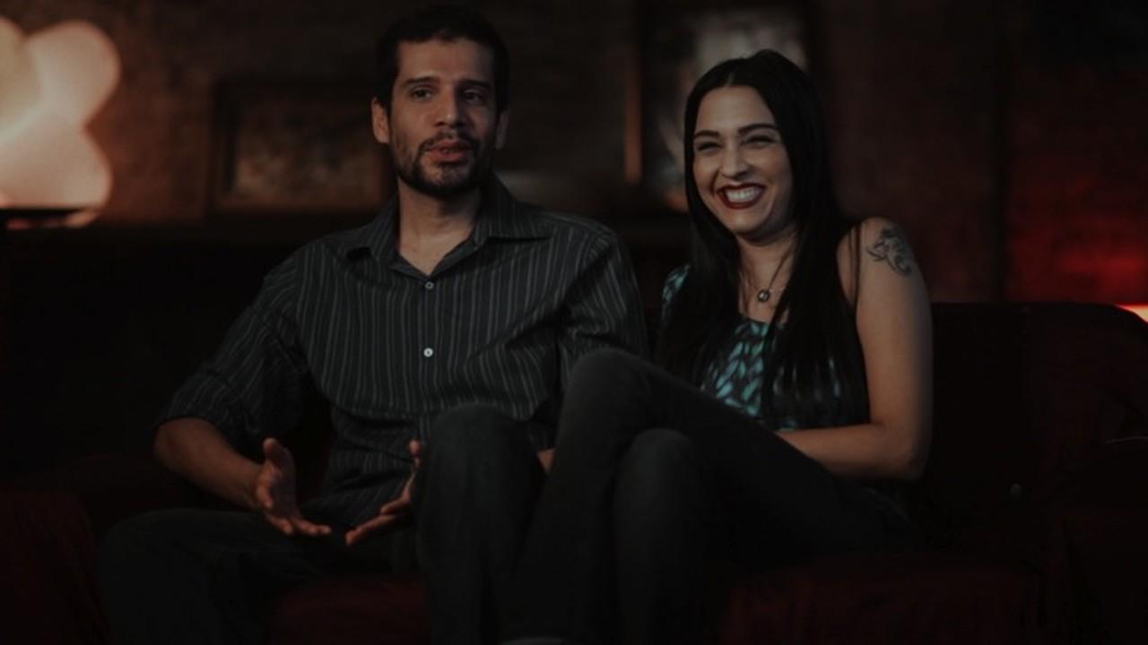 """Com o marido, o engenheiro Alexandre Peixoto: """"Sou ciumenta e prefiro não saber dos casos dele"""""""