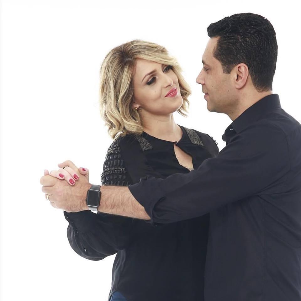 """""""Casamento é como uma dança"""", define Cristiane"""