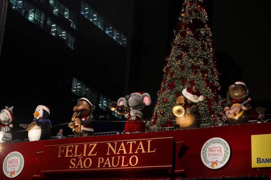 Evento: canções natalinas tradicionais devem embalar o público no palco da Paulista