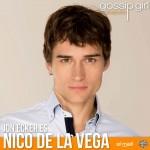 Nico de La Vega é Nathan Archibald (Reprodução)