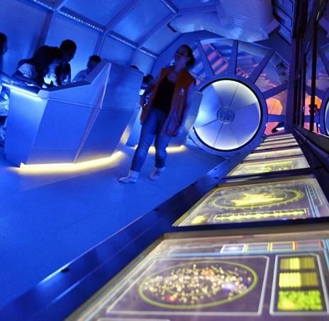 Nave Espacial Catavento Foto Thaís Carvalho 2
