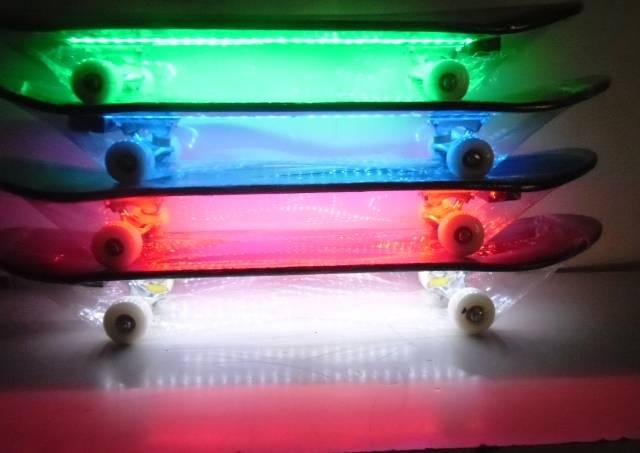 New Skate Light
