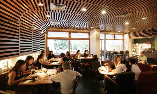 No Nicecup Café: o expresso tem valor intermediário (Foto: Fernando Moraes)