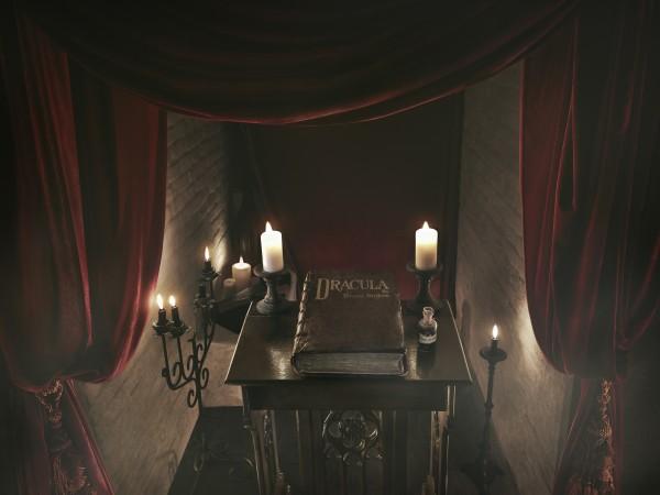 Castelo do conde drácula