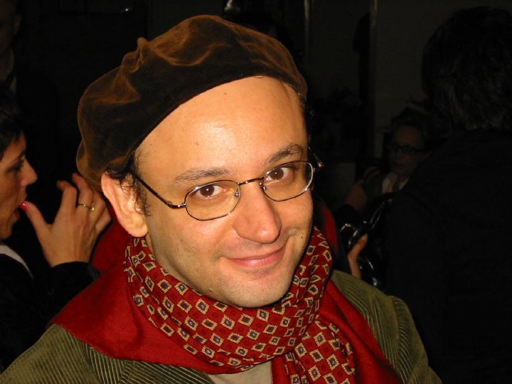 Nilton Bicudo: ator (Foto: Divulgação)