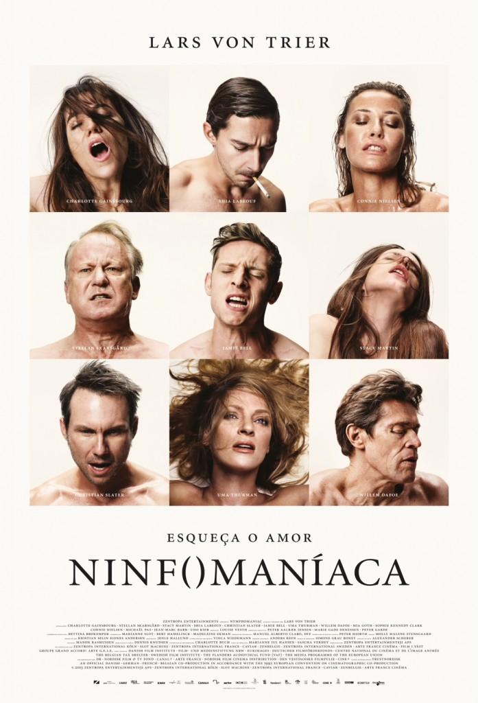 Ninfomaníaca - Poster 1 - Personagens
