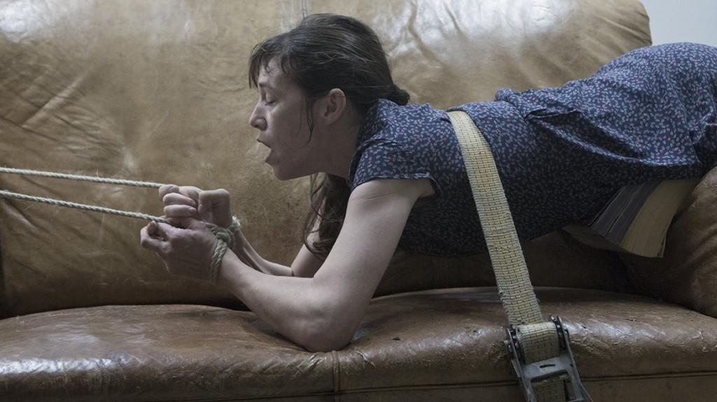 Charlotte Gainsbourg é a ninfomaníaca na fase madura