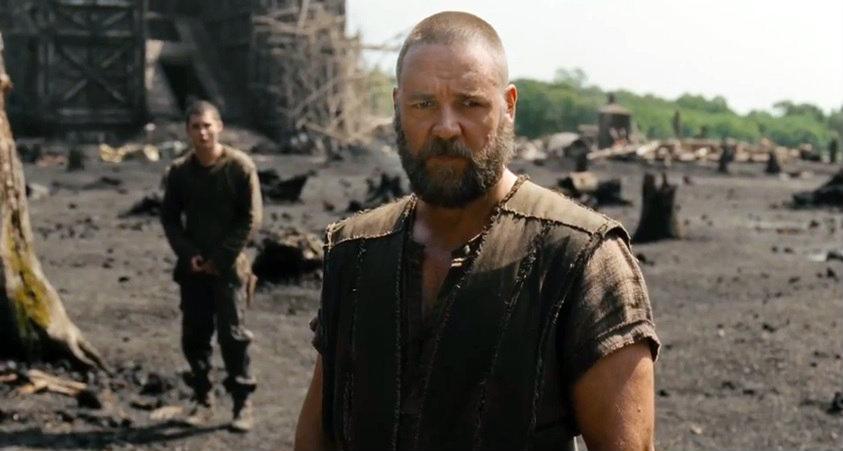 Noé: Russell Crowe interpreta o personagem bíblico
