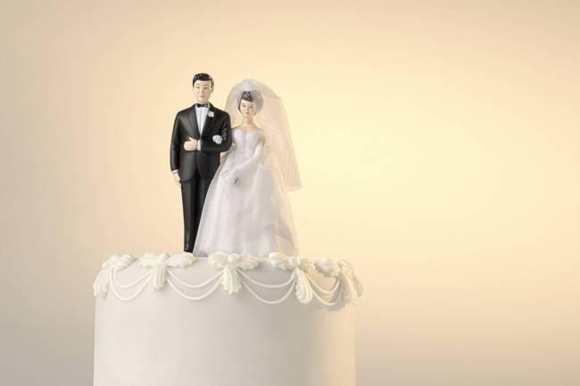 Noivas - Bolo de Casamento - Expo Noivas