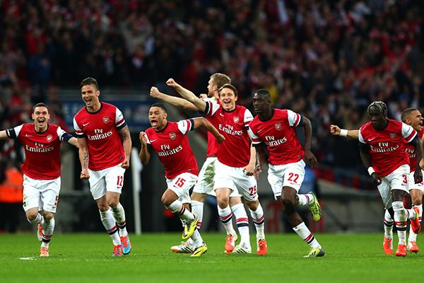 Wigan Athletic v Arsenal – FA Cup Semi-Final