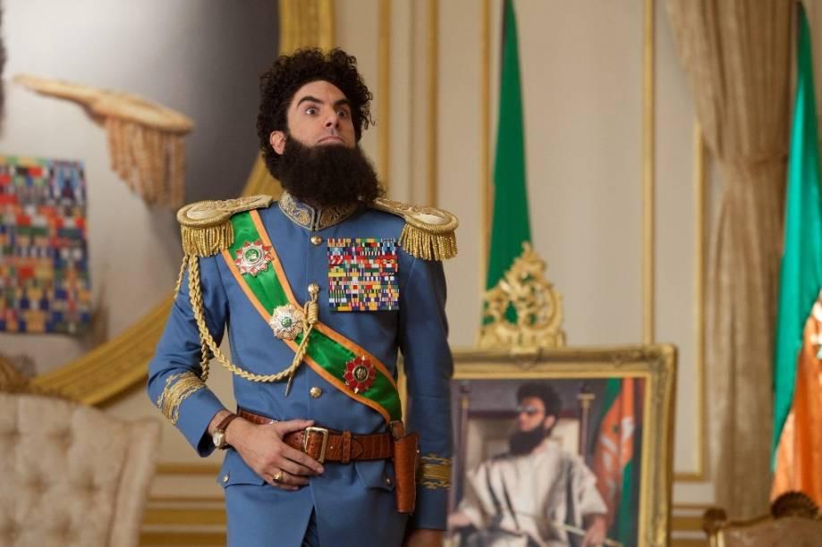 O Ditador: atrevida comédia deixa o pudor de lado e zomba de judeus e árabes