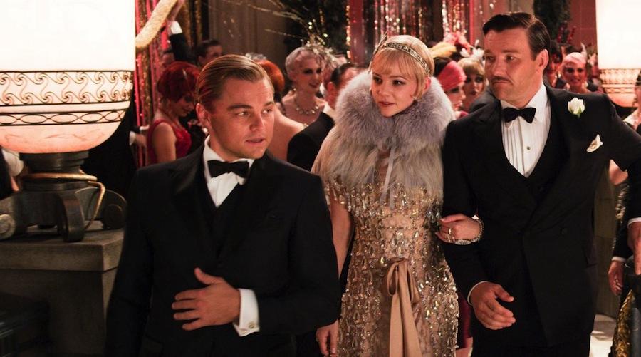 O Grande Gatsby: melhor filme e desenho de produção