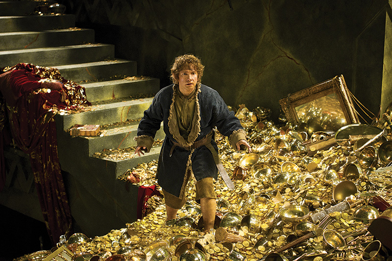 Martin Freeman: protagonista de O Hobbit