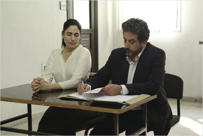 De Israel, um excelente drama de tribunal em O Julgamento de Viviane Amsalem
