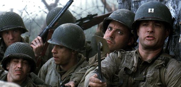 O Resgate do Soldado Ryan: 23, 24 e 27 de maio