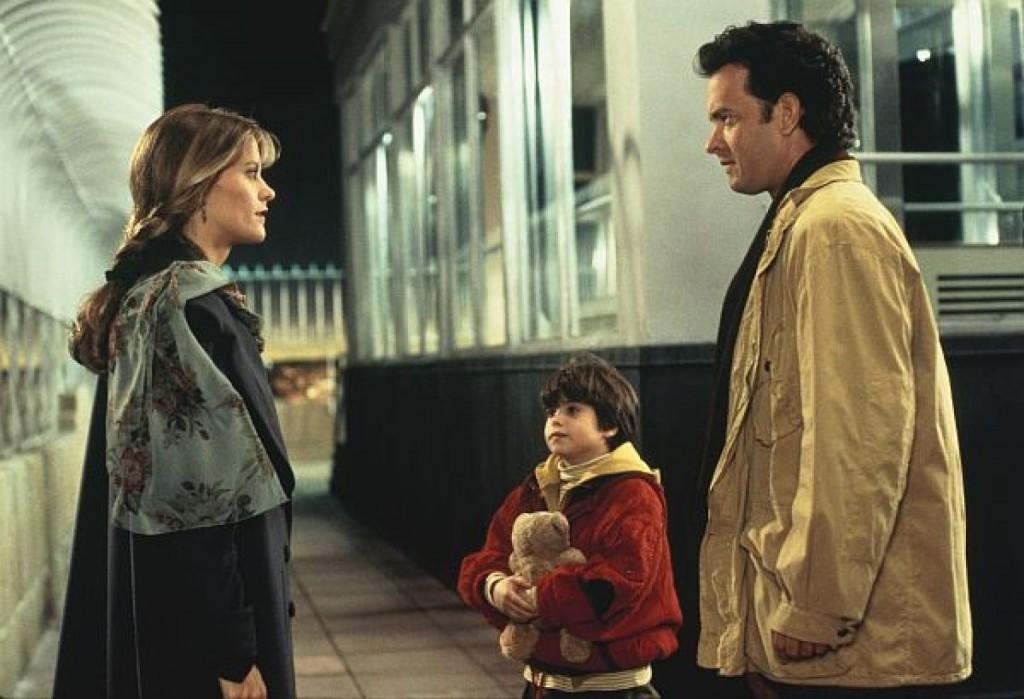 Meg Ryan e Tom Hanks em Sintonia de Amor