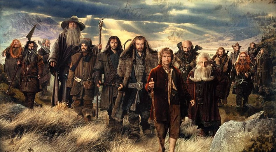 A Desolação de Smaug é a segunda parte de O Hobbit