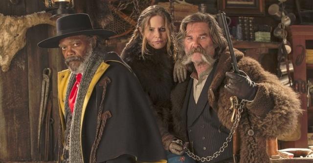 Os Oito Odiados, de Tarantino, é uma das novidades de julho