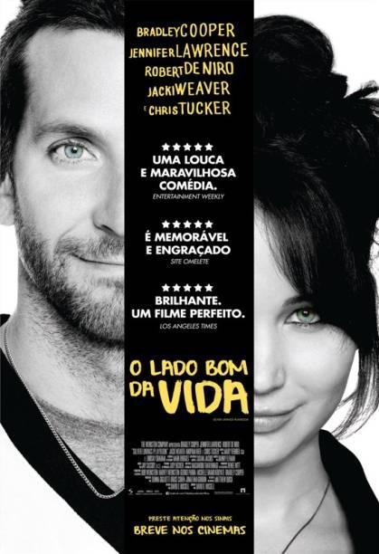 O Lado Bom da Vida: comédia romântica com Bradley Cooper