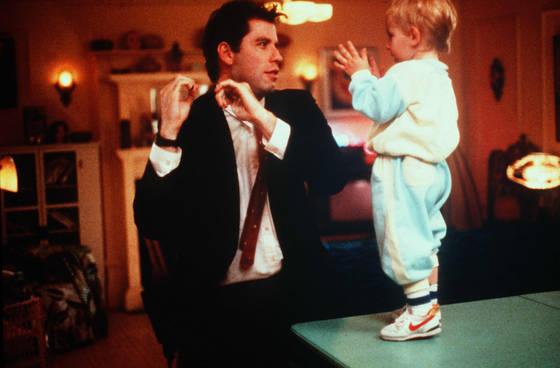 Olha Quem Está Falando (1989): o bebê com voz de Bruce Willis tinha mais graça