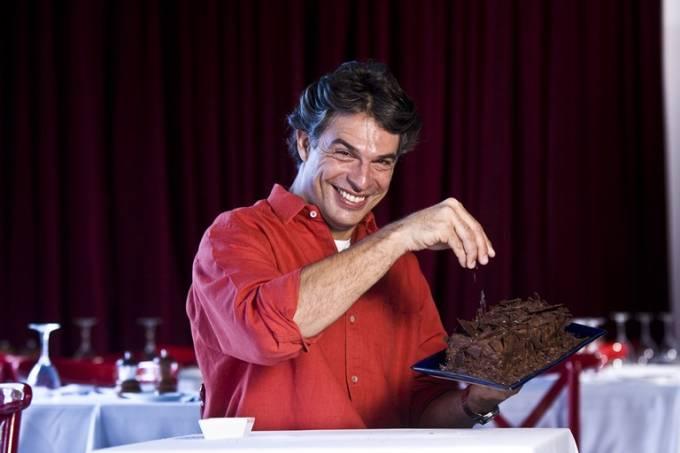 Data da foto: 2011Olivier Anquier, chef de cozinha.