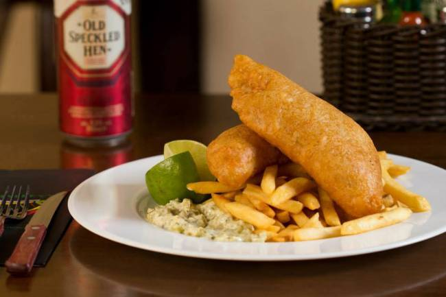 omalleys fish and chips