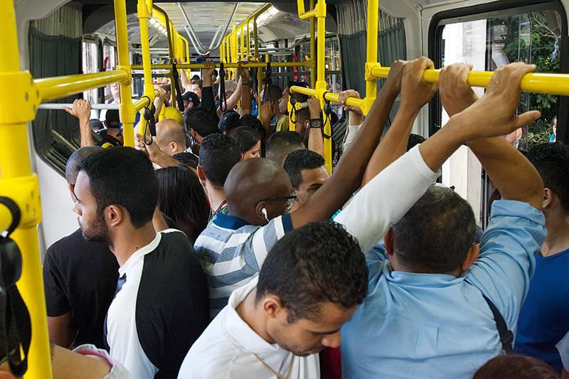 Ônibus - piores linhas - São Mateus