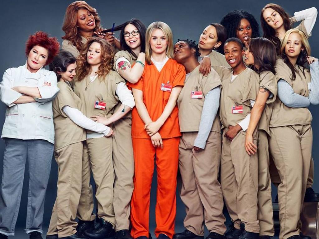 Todas as atrizes de 'Orange'
