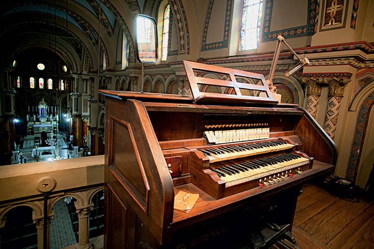 Órgão Santa Cecília