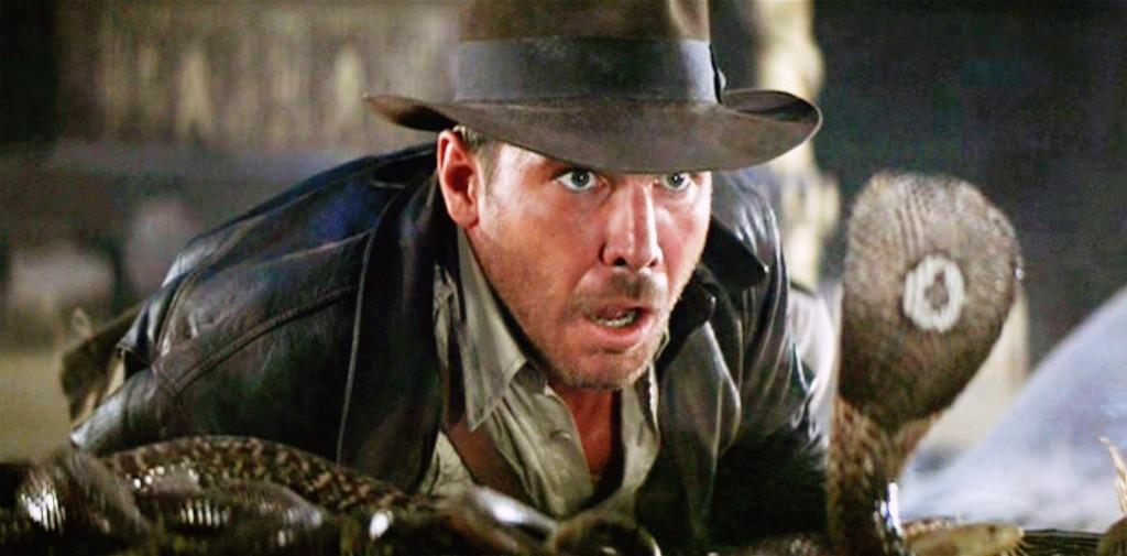 Indiana Jones e Os Caçadores da Arca Perdida 6, 7 e 10 de junho